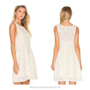 Free People ▪ Miles of Lace Fit & Flare Dress